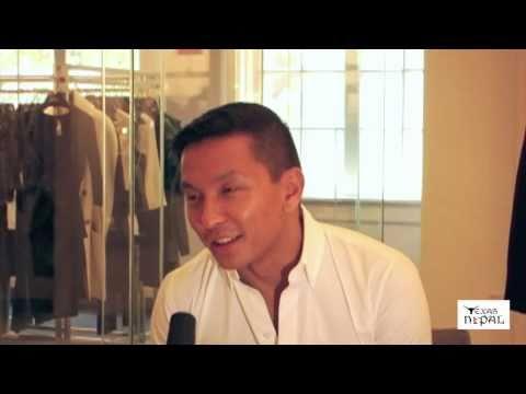 Interview with Prabal Gurung (TexasNepal.com)