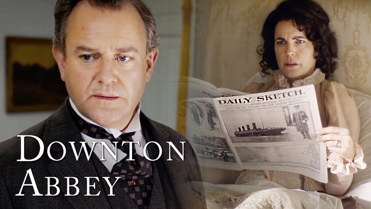 Download The Sinking Of The RMS Titanic | Downton Abbey
