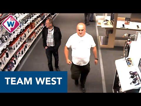 Laptop gestolen bij Mediamarkt in Rijswijk - Team West
