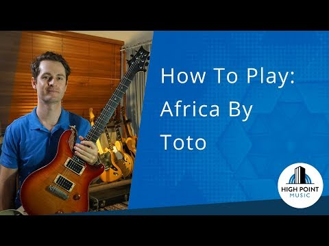 Toto: Africa (Guitar Lesson)