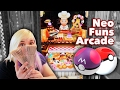 Can we win the GIANT Pokeball at NeoFuns arcade?