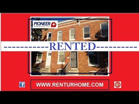RENTAL - 2418 WILKENS AVENUE, BALTIMORE, MD 21223