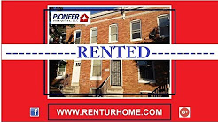 RENTAL - 2418 WILKENS AVENUE, BALTIMORE, MD 21223