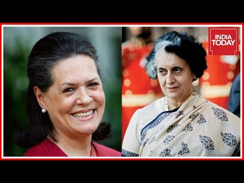 Sonia Gandhi Speaks On Meeting Indira Gandhi For The First T