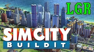 LGR - SimCity BuildIt Review (Video Game Video Review)
