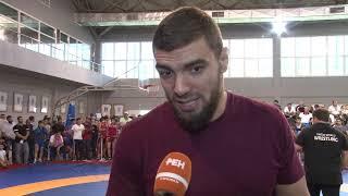 300 вольников со всей России встретились в спорткомплексе Александра Карелина в Сочи