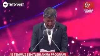 İkiz Şehitlerin Babası Herkesi Ağlattı 2017 Video