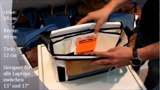 Zirkeltraining Kasten A Tasche, Laptoptasche