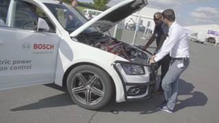 #BoschME - Bosch Mobility Experience 2017: Electric Powertrain Concepts thumbnail