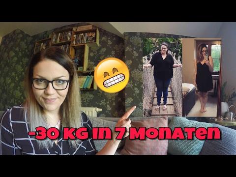 30 kg in 7 Monaten abgenommen! / Weightwatchers / Gesund abnehmen