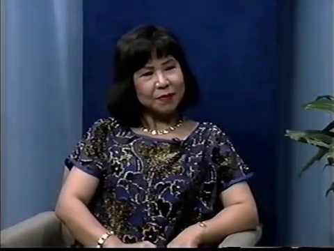 Cablevision TV Interview with Ok-Ja Lim Soprano Oct 1993