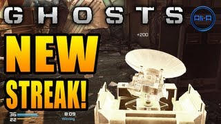 SAT COM & Wiretap PERK! - COD: Ghosts MULTIPLAYER Gameplay - (Call of Duty: Ghost)