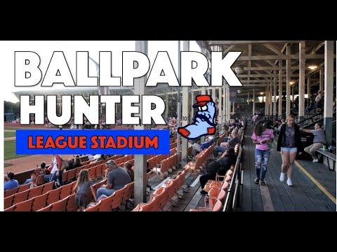 Ballpark Reviews: League Stadium, DuBois Bombers