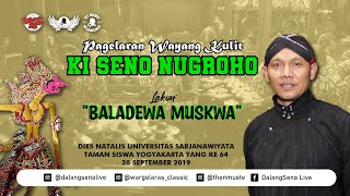 Gambar cover #LiveStreaming KI SENO NUGROHO - BALADEWA MUSKWA