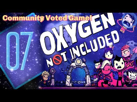 You Are Going To Get Yourself Stuck, Aren't You? | Community Voted Game | Oxygen Not Included #7