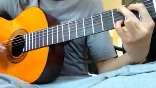 Elliott Smith - Pitseleh guitar tutorial part 1