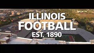 Illinois Football 2018 Kickoff Video