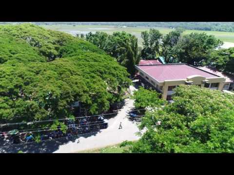 tukuran municipal hall premises' aerial view via phantom 4 pro