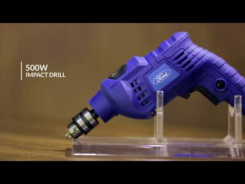 Ford Impact Drill - FE1-1008