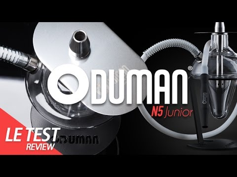 ODUMAN: Presentation of the product range and Review of the N5 Junior
