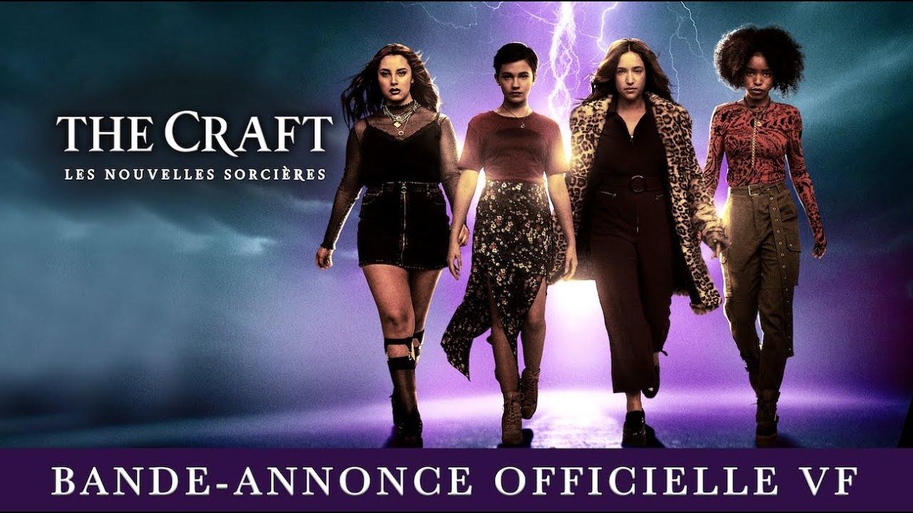 The Craft - Bande-annonce Officiel - VF