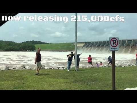 Oklahoma flooding May 2019