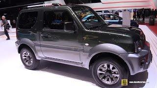 2016 Suzuki Jimny - Exterior and Interior Walkaround - 2016 Geneva Motor Show