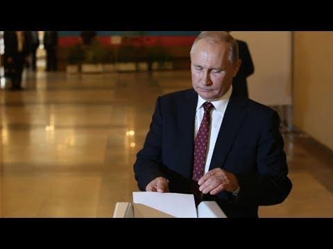 Putin Suffers Setback