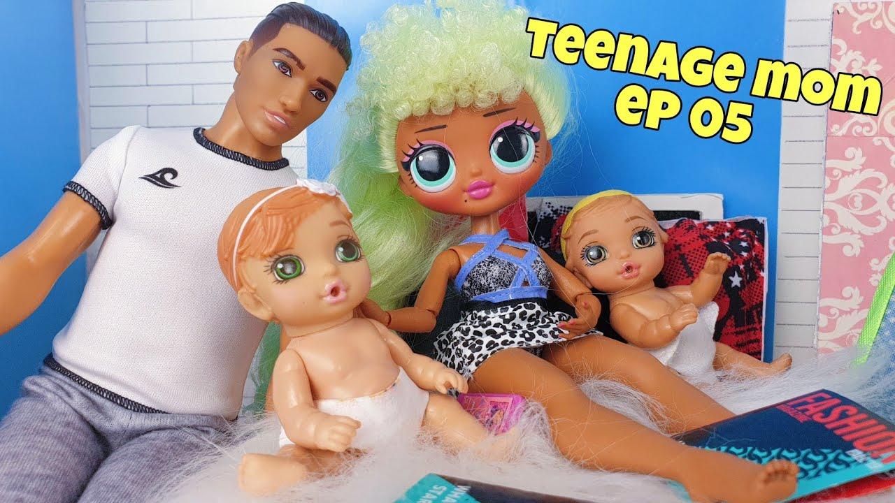 IL VIAGGIO DI NOZZE 💔 TEENAGE MOM EP 05 💔