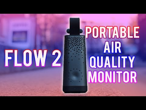 Flow 2 Review: The Best Portable Air Quality Monitor