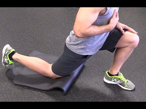 best hip flexor stretch for runners  triathlete coach