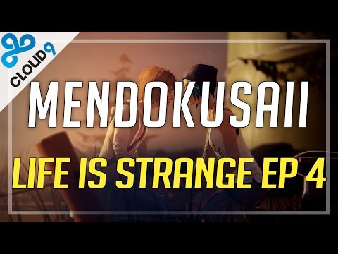Mendo plays - Life Is Strange Ep 4 Dark Room