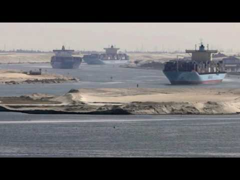 Suez Canal & the Hermetic Code - Occult Temple of Esoteric Knowledge