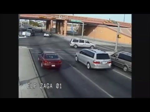 Car Accidents and Close Calls in El Paso, Tx (The Dangers of Running Red Lights)