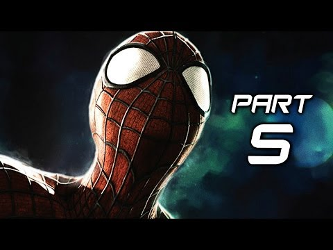 The Amazing Spider Man 2 Game Gameplay Walkthrough Part 5 - Headlines (Video Game)