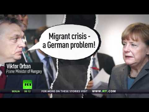 Geopolitical analyst Rainer Rothfuss on Germany's open-door migrant policy