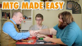Magic: The Gathering Made Easy! (featuring Door Monster)