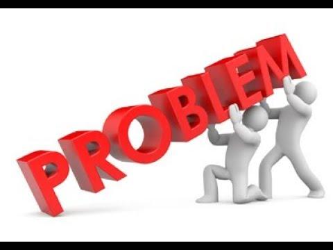 Откуда Берутся Проблемы