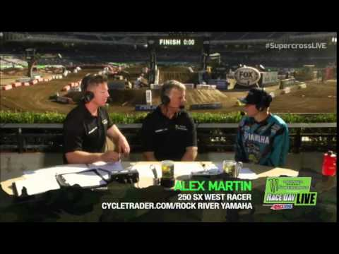 Race Day LIVE 2015 - Round 6 - San Diego, CA at PETCO Park