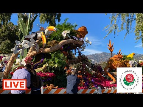 🔴 Live The Rose Parade Showcase Of Floats 2020 New Years Live Stream