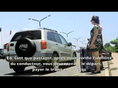 Croomz : site de covoiturage au Togo