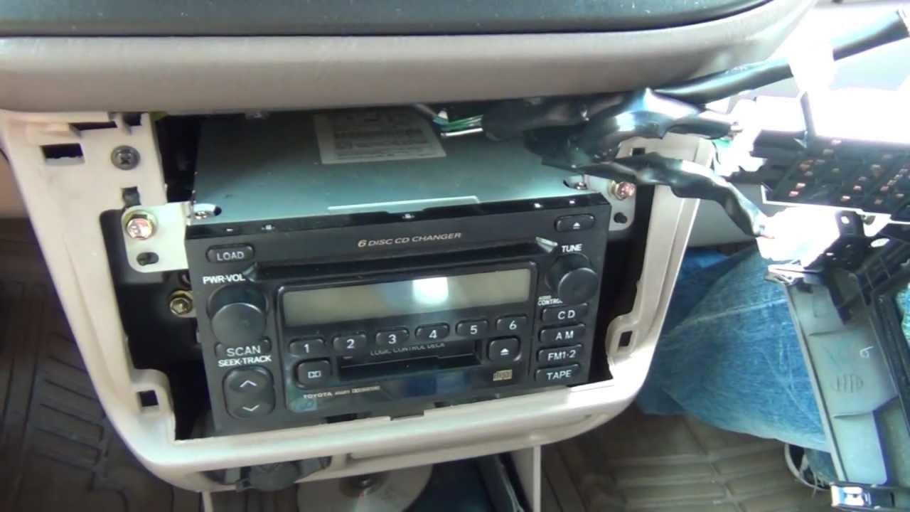 GTA Car Kits  Toyota Sienna 19982003 iPod, iPhone, iPad