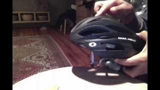 видео Велосипедный шлем Dux Helm