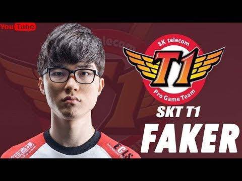 Faker Live Stream 페이 커 | Hide on bush - 페이 커 조이 - SKT T1 Faker - Thang Kinh Quang