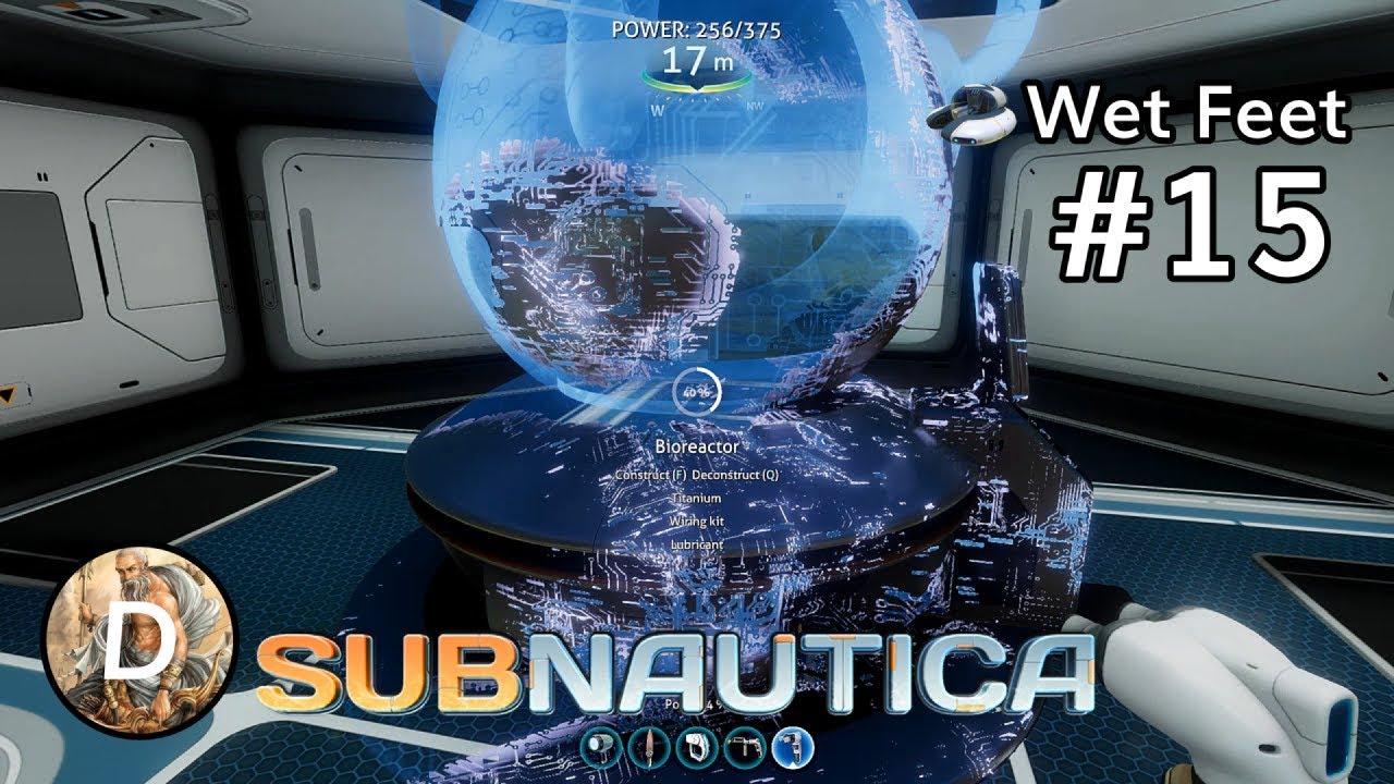 Subnautica Drone Ah Adventures
