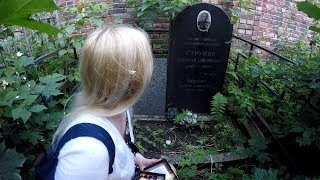 Жесть на Введенском Кладбище ! Стало жутко ...