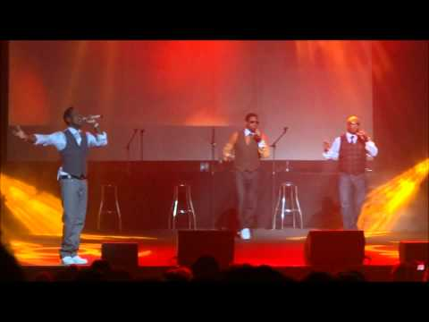 Boyz II Men - One More Dance (Live @ The State Theatre, Sydney)
