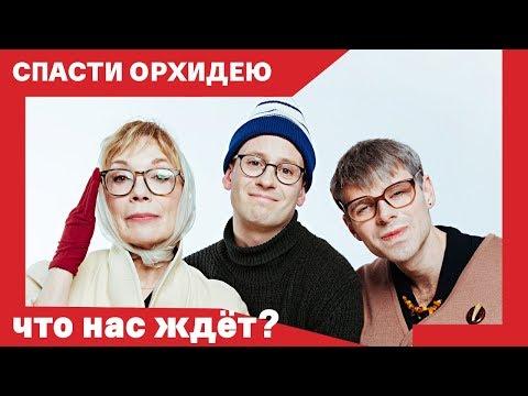 СПАСТИ ОРХИДЕЮ // Наставшев о премьере