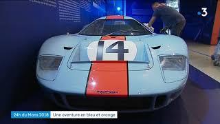 Journée de mardi aux 24 heures du Mans 2018