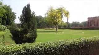 インド世界遺産巡りデリー「フマユーン廟」